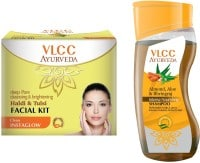 VLCC Facial Kit And Shampoo (200GM)
