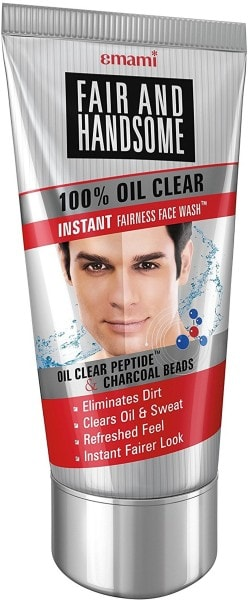 Emami Fair And Handsome Face Wash (100GM)