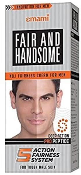 Emami Fair And Handsome Face Wash (60ML)