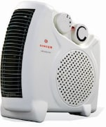 Singer Fan Room Heater (White)