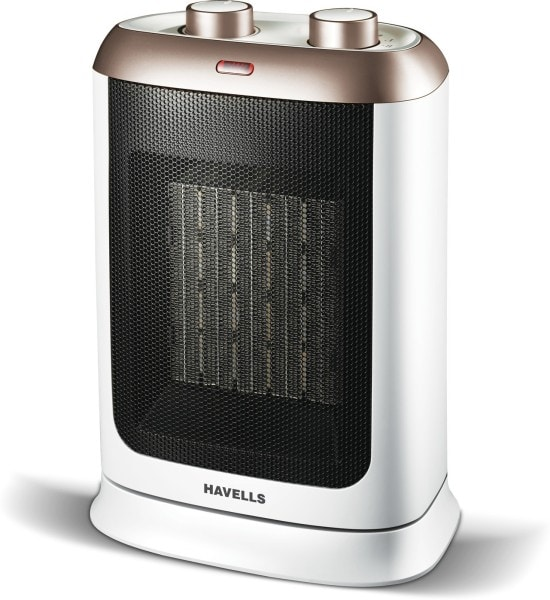 Havells Fan Room Heater (White)