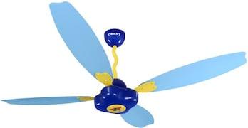 Orient Fantoosh Ceiling Fan (Blue)