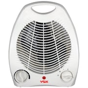 VOX FH 03 Fan Room Heater (White)