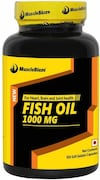 MuscleBlaze Fish Oil Capsules (100 PCS)