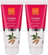 VLCC Foaming Wheat & Margosa Face Wash (35ML)