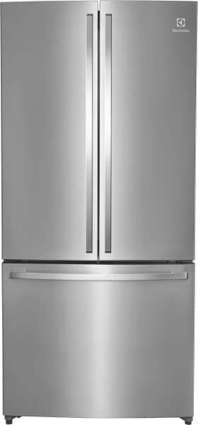 Electrolux 524 L Frost Free French Door Refrigerator (EHE5200SA, Silver)