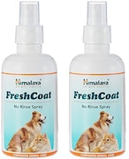 Himalaya Fresh Coat Spray conditioner (150ML, Pack of 2)