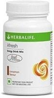Herbalife Afresh Energy Drink Mix (Cinnamon, 50GM)