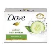 Dove Fresh Moisture Soap (Pack of 2)