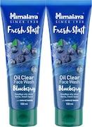 Himalaya Fresh Start Oil Clear Blueberry Face Wash (200ML)