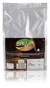 BRU Freshly Brewed Beans Coffee (Brew, 1KG)