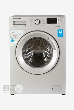 Voltas 7 kg Fully Automatic Front Load Washing Machine (BEKO WFL70S, Grey)
