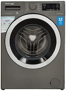 Voltas 8 kg Fully Automatic Front Load Washing Machine (BEKO WFL80M, Grey)
