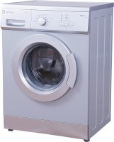 Electrolux 6.2 kg Fully Automatic Front Load Washing Machine (EF62PRSL, Silver)