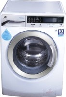 Electrolux 11 kg Fully Automatic Front Load Washing Machine (EWF14112, White)