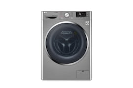 LG 9/5 Kg Fully Automatic Front Load Washing Machine (F4J8VHP2SD, Silver)