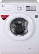 LG 6 kg Fully Automatic Front Load Washing Machine (FH0FANDNL02, White)