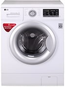 LG 6 kg Fully Automatic Front Load Washing Machine (FH2G7NDNL12, White)