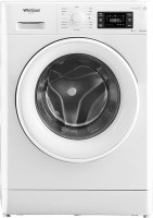 Whirlpool 8 kg Fully Automatic Front Load Washing Machine (FRESH CARE 8212, White)