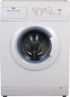 Haier 5.5 kg Fully Automatic Front Load Washing Machine (HW55-1010ME, White)
