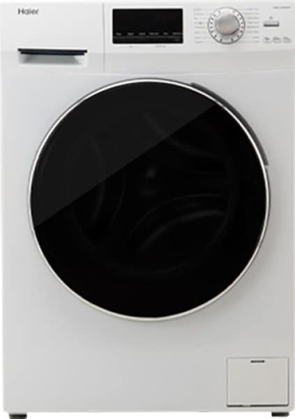 Haier 6 Kg Fully Automatic Front Load Washing Machine (HW60-10636WNZP, White)