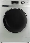 Haier 6.5 kg Fully Automatic Front Load Washing Machine (HW65-B10636NZP, Titanium Grey)