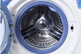 Lloyd 6 kg Fully Automatic Front Load Washing Machine (LWMF 60, White)