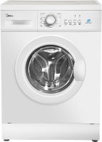 Midea 6 kg Fully Automatic Front Load Washing Machine (MWMFL060HEF, White)