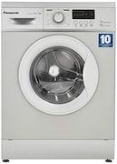 Panasonic 6 kg Fully Automatic Front Load Washing Machine (NA-106MC2L01, Silver)