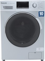 Panasonic 8/5 Kg Fully Automatic Front Load Washing Machine (NA-S085M2 L01, Silver)