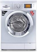 IFB 8 kg Fully Automatic Front Load Washing Machine (SENATOR AQUA SX, Silver)