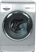 IFB 8 kg Fully Automatic Front Load Washing Machine (SENATOR SMART TOUCH SX, Silver)