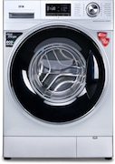 IFB 8 kg Fully Automatic Front Load Washing Machine (SENATOR WXS, Silver)
