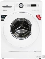 IFB 6.5 kg Fully Automatic Front Load Washing Machine (SENORITA WX, White)