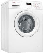 Bosch 6 kg Fully Automatic Front Load Washing Machine (WAB16061IN, White)