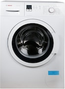 Bosch 6.5 kg Fully Automatic Front Load Washing Machine (WAK20165IN, White)