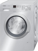 Bosch 6.5 kg Fully Automatic Front Load Washing Machine (WAK20167IN, Silver)