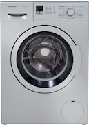 Bosch 7 kg Fully Automatic Front Load Washing Machine (WAK24168IN, Silver)