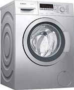 Bosch 7 kg Fully Automatic Front Load Washing Machine (WAK2426SIN, Silver)