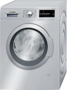 Bosch 8 kg Fully Automatic Front Load Washing Machine (WAT24168IN, Silver)