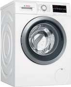 Bosch 8 kg Fully Automatic Front Load Washing Machine (WAT24463IN, White)