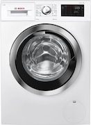 Bosch 8 kg Fully Automatic Front Load Washing Machine (WAT28660IN, White)