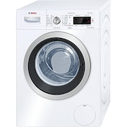 Bosch 8 kg Fully Automatic Front Load Washing Machine (WAW24440IN, White)
