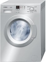 Bosch 6 kg Fully Automatic Front Load Washing Machine (WAX20168IN, Silver)