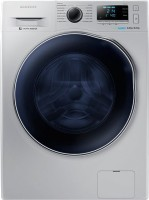 Samsung 8 kg Fully Automatic Front Load Washing Machine (WD80J6410AS, White)