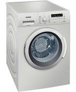 Siemens 7 kg Fully Automatic Front Load Washing Machine (WM12K268IN, White)