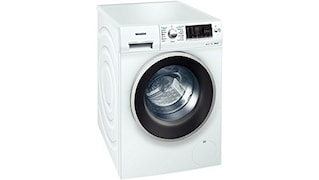 Siemens 8 kg Fully Automatic Front Load Washing Machine (WM12S460IN, White)