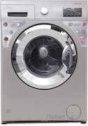 Onida 7 kg Fully Automatic Front Load Washing Machine (WOF7010LS, Silver)