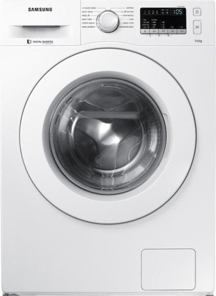 Samsung 7 kg Fully Automatic Front Load Washing Machine (WW70J4263MW, White)