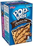 Pop Tarts Frosted Chocolate Chip Toaster Pastries (416GM)